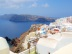 Meandering on Santorini