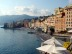 The final cycling stop - Camogli, Italy