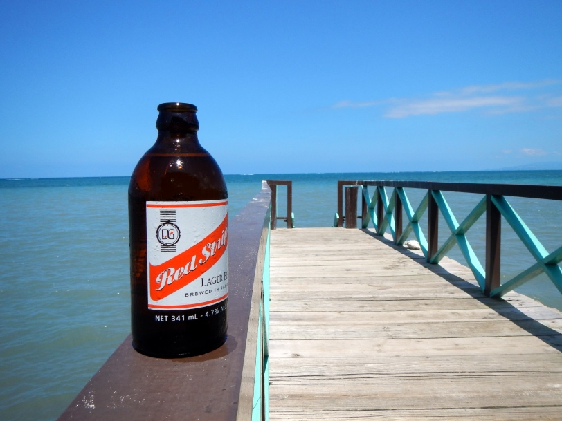 Jamaica Red Stripe