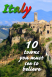 10 Best Hilltop Town of Italy