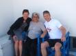 Happy guests Oia Suites Santorini